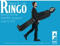 Ringo Starr Show Marks First Major Exhibit Dedicated to a Drummer
