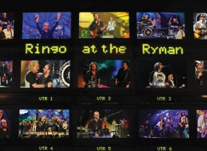 <b>Ringo at the Ryman</b>