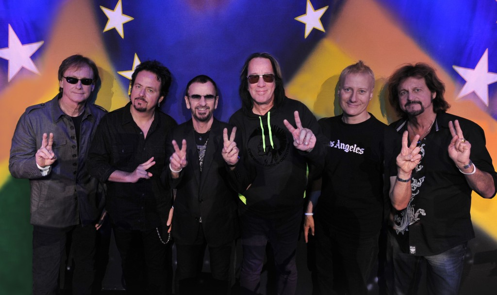 Ringo Starr and His All Starr Band Add US Dates