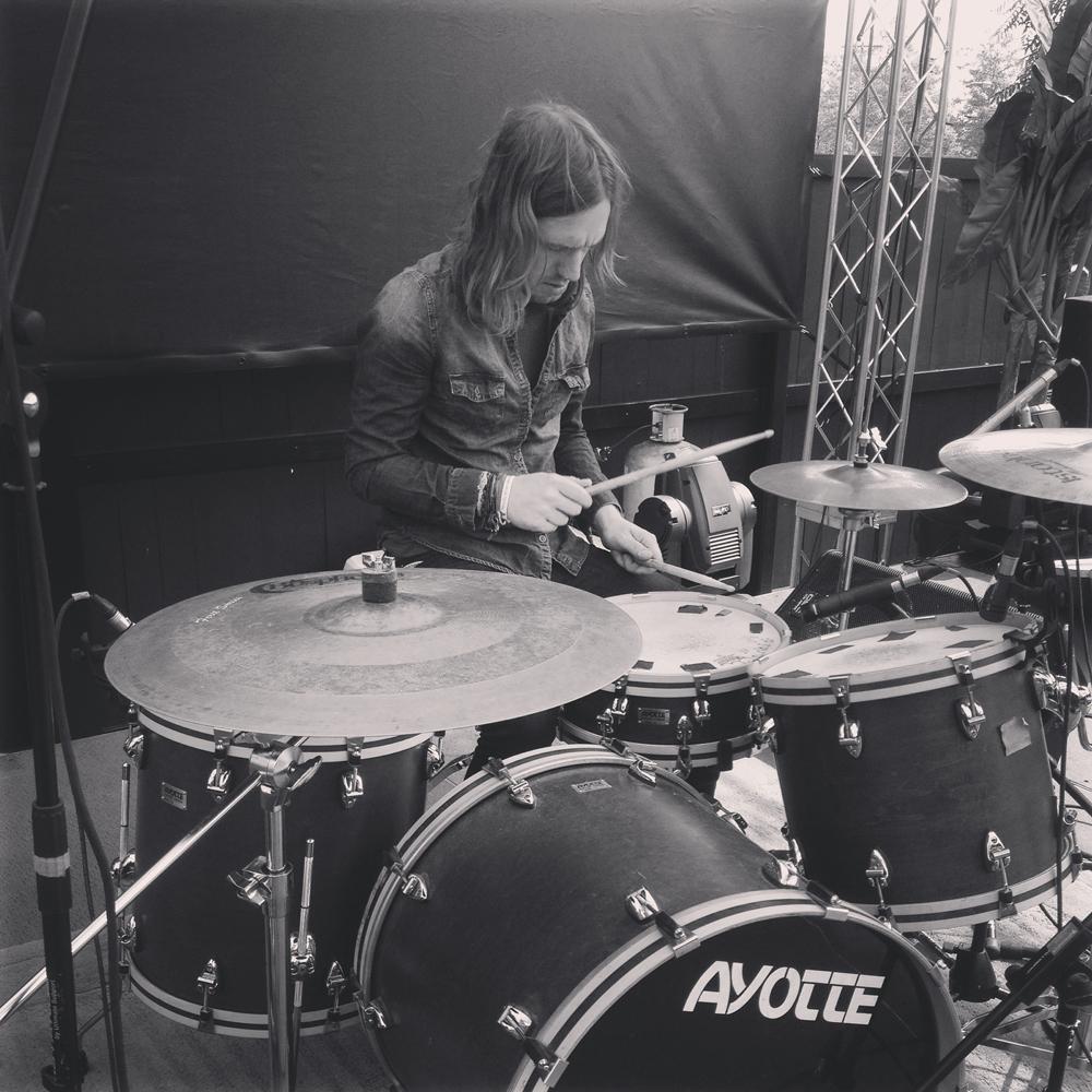 The Kickback's Drummer Ryan Farnham on Teaching and Touring
