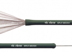 Designed with German drummer Florian Alexandru-Zorn, the Split Brush represents a new design concept for a wire brush....