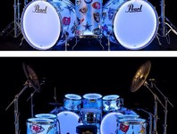 DrumLite LED System Used by Chili Pepper Chad Smith During Super ...