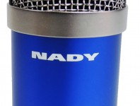<b>Nady Introduces Two New Studio Condenser Microphones</b>