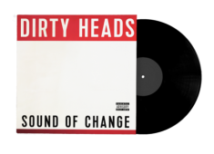 Register now to win a pair of signed Vic Firth drumsticks from Dirty Heads drummer Matt Ochoa, plus a vinyl copy of the <i>Sound of Change</i> album signed by all of the band members!