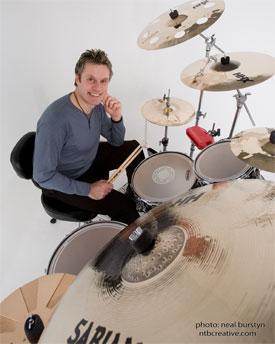Modern Drummer Education Team Member Jeff Salem