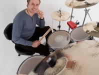 <b>Rock &amp; Jazz Clinic: Melodic Drumming (October 2013 Issue)</b>