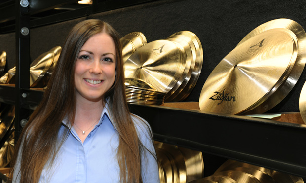 Sarah Hagan to Head Zildjian Artist Relations Worldwide