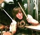 Scotty Gee of LoveHateHero drummer blog