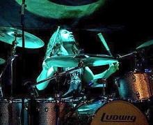 Drummer Scott Reeder of Fu Manchu