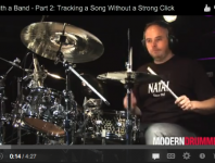 Playing With a Band Part 2: Tracking a Song Without a Strong Clic...