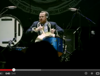 <b>Darren King of Mutemath at Guitar Center's 2012 Drum-Off Grand Finals (Part 2)</b>