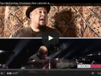 <b>VIDEO - Part 3: Paul McCartney Drummer Abe Laboriel Jr. Interview </b>
