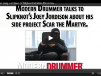 VIDEO: Joey Jordison of Slipknot Exclusive Interview on his Newes...
