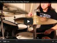 "<b>VIDEO - Brittany Harrell's Play-Through of Veara's ""The Worst Part of You""</b>"
