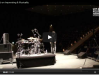 <b>VIDEO - Benny Greb at the 2013 Meinl Drum Festival</b>