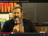 <b>Ringo Tribute With Spin Doctors Drummer Aaron Comess</b>
