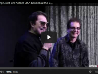 Video! Drumming Great Jim Keltner Q&A Session at the Modern D...