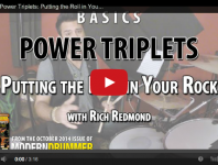 VIDEO! Power Triplets: Putting the Roll in Your Rock (From the Oc...