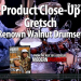VIDEO DEMO! Gretsch Renown Birch and Walnut Drumsets