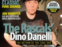 September 2013 Issue of Modern Drummer Featuring Dino Danelli of ...