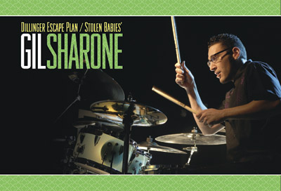 Drummer Gil Sharone