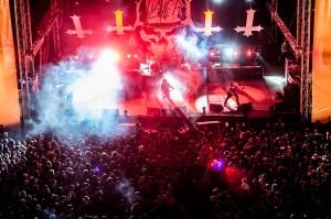 Slayer at FUN FUN FUN Fest 2013
