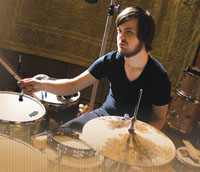 Drummer Spencer Smith of Panic at the Disco