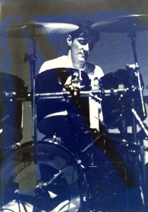 Stephen Morris of New Order/Joy Division