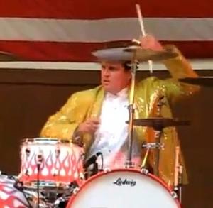 Steve Moore Drummer   Modern Drummer Archive