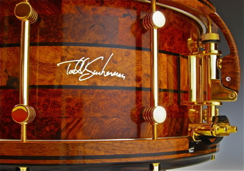 Stanbridge Drum Corporation Todd Sucherman Empyrean Signature Snare