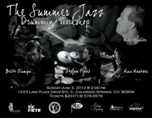 Summer Jazz Drummer Workshop Modern Drummer