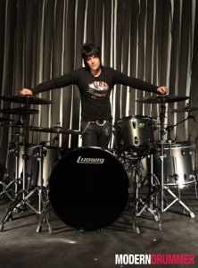Jason Sutter Drummer | Modern Drummer Archive