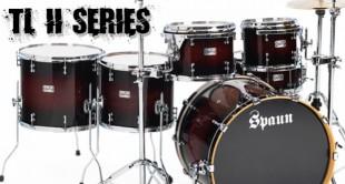 Spaun TL II Series1 Drums