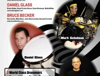 Two worthy students will have the chance to attend the Triple Threat Drum camp hosted by drummers, educators and authors Mark Schulman, Daniel Glass and Bruce Becker.