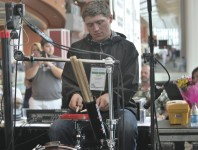 <b>World's Fastest Drummer Competition Heats Up Nashville</b>