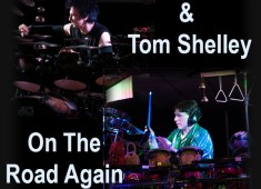 Terry Bozzio and Tom Shelley are once again hitting the road for clinic tours. Universal Percussion will sponsor the appearances in conjunction with select drums and percussion dealers....