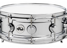 Drum Workshop has recently released a snare drum that pays tribute to an American classic and includes today's latest innovations and build-quality. This drum, the True-Sonic, features a pre-tensioned, highly-adjustable snare bridge that said to provide orchestral-like sensitivity and articulation....