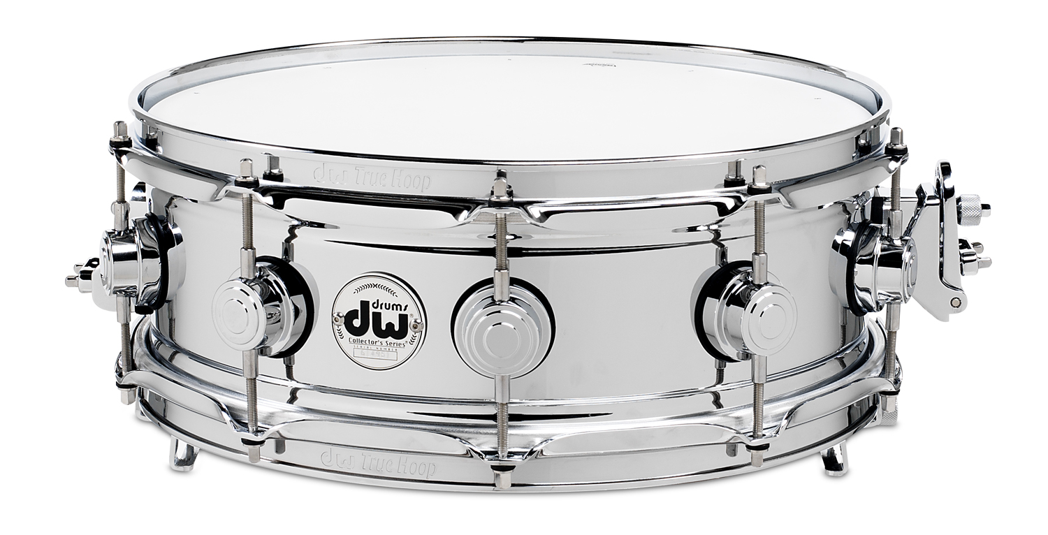 Showroom: DW True-Sonic Snare Puts a Modern Twist on a Vintage Favorite