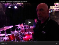 <b>VIDEO - Yamaha Drums and Percussion NAMM Show 2014 New Gear Coverage</b>