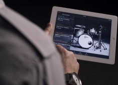 Leading online educator Mike Johnston, founder of the popular live-streaming drum lesson site mikeslessons.com, recently teamed up with app developer Derek Lee to create an interactive version of his popular method book, Groove Freedom, for iPad users....
