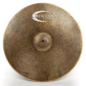 Product Close-Up: Crescent Cymbals