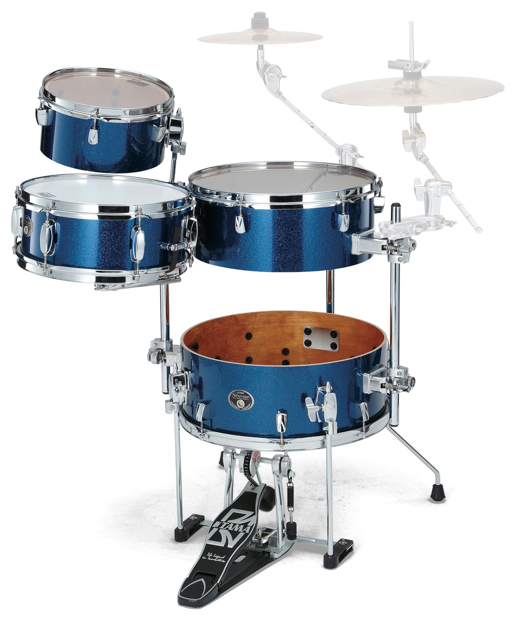Tama Silverstar Cocktail Jam kit