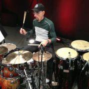 Legendary Drummer/Percussionist Walfredo Reyes Sr.