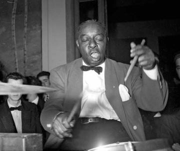 """Warren """"Baby"""" Dodds: The World's First Great Jazz Drummer"""