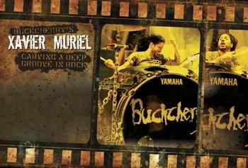 Buckcherry's Xavier Muriel