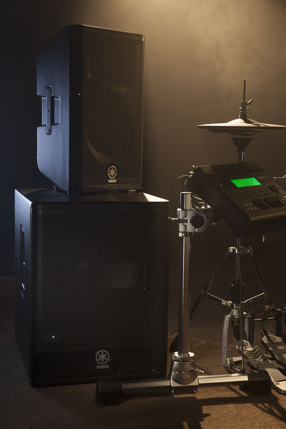 Yamaha Offers Live-Sound Solutions for Electronic Drummers