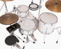 Yamaha DTX502 Hybrid Pack With Stage Custom Birch Drum Set