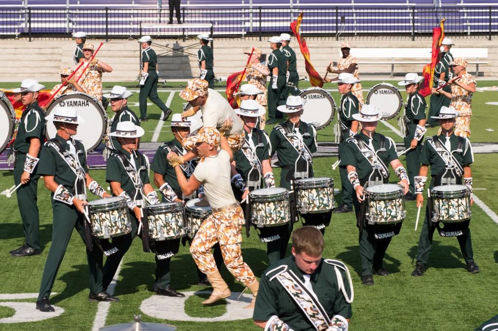 Yamaha Madison Drum Scouts