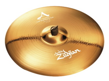 Zildjian A Custom 20th Anniv Ride Modern Drummer