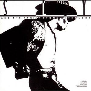 Sly & the Family Stone - Anthology (album cover)